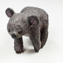 Koala | Plaster Gauze and Newspaper