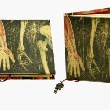 Skeleton Book 2 | Handmade Books