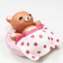 Relaxing Bear | Air Dry Clay Model
