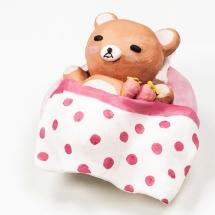Relaxing Bear 2 | Air Dry Clay Model