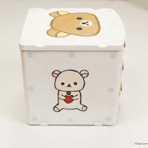 Bear Makeup Box | Sideview 1