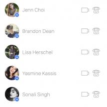 Calling System | Facebook Messenger