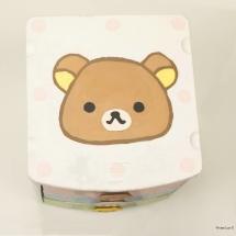 Bear Makeup Box | Top view
